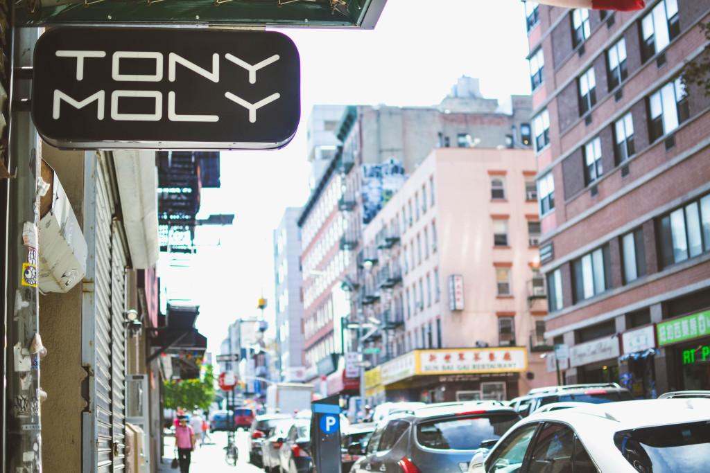 TonyMoly NYC